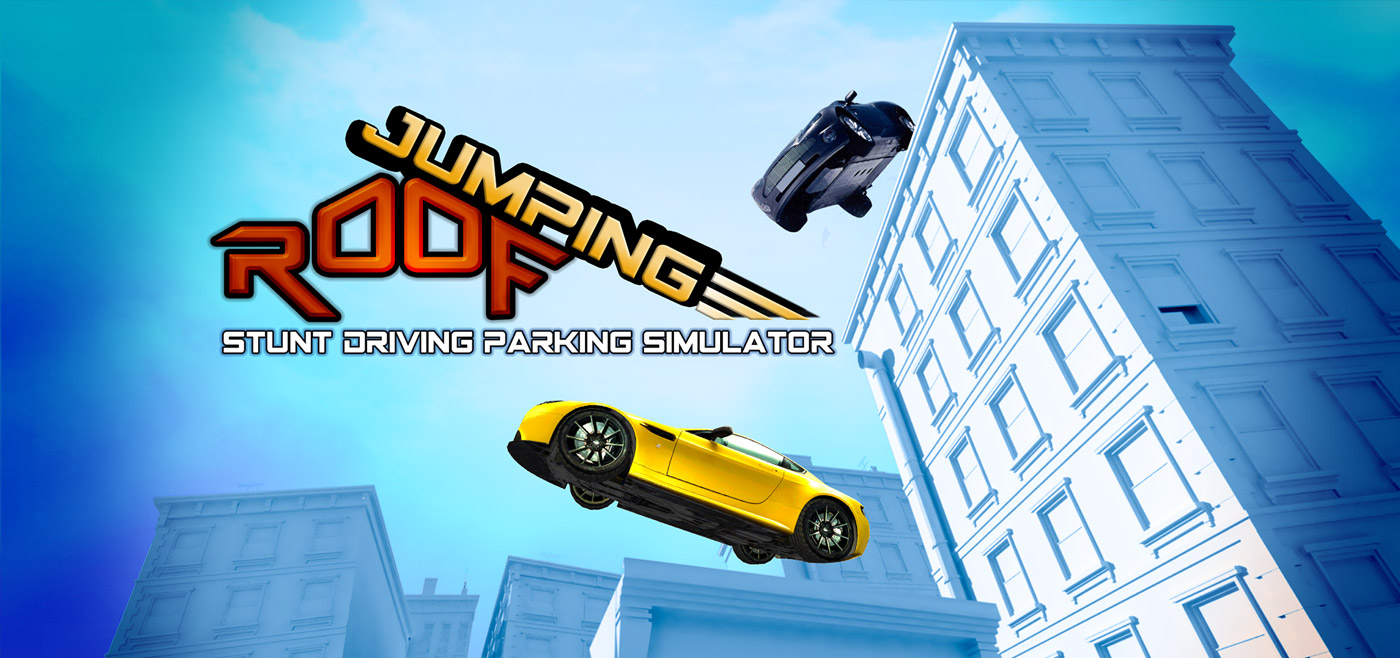 Roof Jumping Stunt Driving