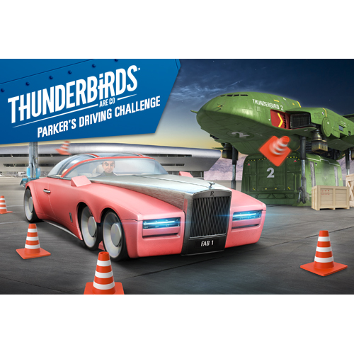 Thunderbirds - Parker's Driving Challenge